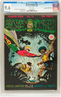 Golden Age (1938-1955):Superhero, Green Lantern #16 Mile High pedigree (DC, 1945) CGC NM+ 9.6 White pages....