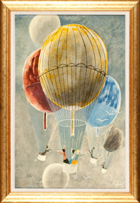 Balloons (1964) by Amen (20th Century)