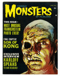 Magazines:Horror, Famous Monsters of Filmland #23 (Warren, 1963) Condition: VF/NM....