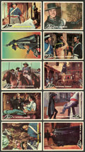 "Non-Sport Cards:Sets, 1958 Topps ""Walt Disney's Zorro"" Complete Set (88)...."