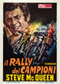 "Movie Posters:Documentary, On Any Sunday (Cinema 5, 1972). Italian 2 - Foglio (39"" X 55"").. ..."