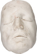 Movie/TV Memorabilia:Memorabilia, Nastassja Kinski Cat People Life Mask....