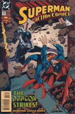 Issue cover for Issue #707
