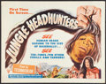 """Movie Posters:Documentary, Jungle Headhunters (RKO, 1951). Half Sheets (2) (22"""" X 28"""") Styles A and B. Documentary.. ... (Total: 2 Items)"""