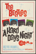 """Movie Posters:Rock and Roll, A Hard Day's Night (United Artists, 1964). One Sheet (27"""" X 41""""). Rock and Roll.. ..."""