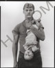 RICHARD AVEDON (American, 1923-2004) John Harrison, Lumber Salesman and His Daughter Melissa, Lewisville, TX, (from In t...