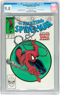 Modern Age (1980-Present):Superhero, The Amazing Spider-Man #301 (Marvel, 1988) CGC NM/MT 9.8 Off-whiteto white pages....
