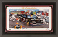 Miscellaneous Collectibles:General, Dale Earnhardt Sr., Bugs Bunny, Daffy Duck and Friends LimitedEdition Signed Hand Painted Cel #178/2500 Original Art (Warner ...