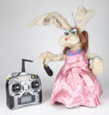 "Movie/TV Memorabilia:Props, Energizer ""Bombshell Bunny"" Commercial-Used Animatronic Rabbit...."