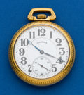 Timepieces:Pocket (post 1900), Illinois, 17 Jewels, 16 Size. ...