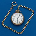 Timepieces:Pocket (post 1900), Waltham, 23 Jewels, 16 Size, Vanguard. ...
