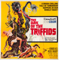 "Movie Posters:Science Fiction, The Day of the Triffids (Allied Artists, 1962). Six Sheet (81"" X81"").. ..."