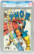 Modern Age (1980-Present):Superhero, Thor #337 (Marvel, 1983) CGC NM/MT 9.8 White pages....