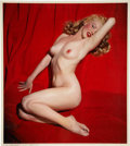 Movie/TV Memorabilia:Photos, Marilyn Monroe Nude Photo Proof....