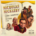 "Movie Posters:Drama, Nicholas Nickleby (Eagle Lion, 1947). British Six Sheet (79"" X79"").. ..."