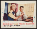 "Movie Posters:Musical, Young at Heart (Warner Brothers, 1955). Lobby Card (11"" X 14""). Musical.. ..."