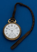 Timepieces:Pocket (post 1900), Rockford, 17 Jewels, 16 Size. ...