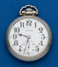 Timepieces:Pocket (post 1900), Illinois, 60 Hour, 21 Jewels, Bunn Special. ...