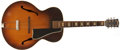 Musical Instruments:Acoustic Guitars, 1956 Gibson L-50 Archtop Guitar, #V3507.... (Total: 2 Items)