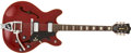 Musical Instruments:Electric Guitars, 1968 Guild Starfire Guitar, #en1961... (Total: 2 Items)