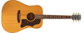 Musical Instruments:Acoustic Guitars, Early-1970s Gibson J-50 Deluxe Acoustic Guitar, #A060509.... (Total: 2 Items)