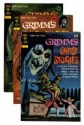 Bronze Age (1970-1979):Horror, Grimm's Ghost Stories File Copy Group (Gold Key, 1972-82)Condition: Average VF+.... (Total: 51 Comic Books)