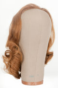 Movie/TV Memorabilia:Costumes, Esther Williams Skirts Ahoy Costume Wig....