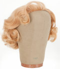 Movie/TV Memorabilia:Costumes, Vivian Blaine's Skirts Ahoy Costume Wig....