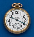 Timepieces:Pocket (post 1900), Waltham, 23 Jewels, Vanguard, 16 Size. ...