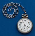 Timepieces:Pocket (post 1900), Illinois, 21 Jewels, Bunn Special. ...
