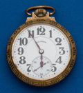 Timepieces:Pocket (post 1900), Illinois, Bunn Special, 21 Jewels. ...