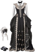 Movie/TV Memorabilia:Costumes, The Phantom of the Opera - Masquerade Gown.... (Total: 6Items)