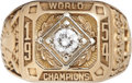 Baseball Collectibles:Others, 1954 Hoyt Wilhelm New York Giants World Championship Ring....