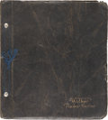 Football Cards:Sets, 1932 Walker's Cleaners Green Bay Packers Premium Photographs Complete Set with Binder (27)....