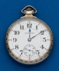 Timepieces:Pocket (post 1900), Hamilton, 992, Size 16. ...