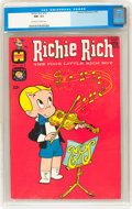 Silver Age (1956-1969):Humor, Richie Rich #18 (Harvey, 1963) CGC NM- 9.2 Off-white to white pages....