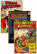 Golden Age (1938-1955):Miscellaneous, Miscellaneous Golden/Silver Age Group (Various Publishers, 1940s-60s) Condition: Average GD.... (Total: 19 Comic Books)