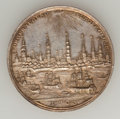 German States:Hamburg, German States: Hamburg. Free City silver Medal 1803,...