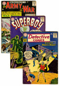 Silver Age (1956-1969):Miscellaneous, DC Silver Age Comics Group (DC, 1960s).... (Total: 11 Comic Books)
