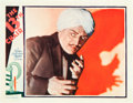 "Movie Posters:Mystery, The 13th Chair (MGM, 1929). Lobby Cards (2) (11"" X 14"").. ...(Total: 2 Items)"