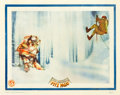 "Movie Posters:Adventure, The White Hell of Pitz Palu (Universal, 1929). Lobby Cards (2) (11""X 14"").. ... (Total: 2 Items)"