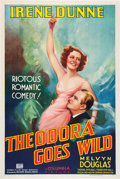 "Movie Posters:Comedy, Theodora Goes Wild (Columbia, 1936). One Sheet (27"" X 41"").. ..."