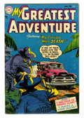 Golden Age (1938-1955):Horror, My Greatest Adventure #1 (DC, 1955) Condition: VG+....