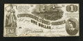 Confederate Notes:1862 Issues, T44 $1 1862.. ...