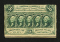 Fr. 1310 50¢ First Issue Choice About New