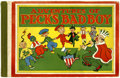 Platinum Age (1897-1937):Miscellaneous, Peck's Bad Boy The Adventures of Peck's Bad Boy (Charles C.Thompson Co., 1906) Condition: FN....