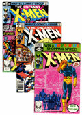 Modern Age (1980-Present):Superhero, X-Men Group (Marvel, 1980-82) Condition: Average NM-.... (Total: 13Comic Books)
