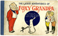 Platinum Age (1897-1937):Miscellaneous, Foxy Grandpa, Latest Adventures Of (M. A. Donahue, 1905) Condition:FN....
