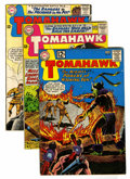 Silver Age (1956-1969):Adventure, Tomahawk Group (DC, 1962-72).... (Total: 50 Comic Books)
