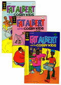 Bronze Age (1970-1979):Cartoon Character, Fat Albert File Copy Group (Gold Key, 1974-79) Condition: AverageVF+.... (Total: 26 Comic Books)